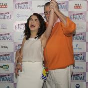 Klara Castanho e Kéfera Buchmann lançam filme 'É Fada' com Daniel Filho no RJ