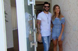 Gusttavo Lima abre sua mansão em Goiânia e mostra intimidade na TV. Veja fotos!