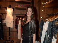 Camila Queiroz aposta em look estiloso para evento em São Paulo. Fotos!