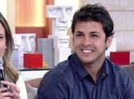 Matheus Braga se declara ao filho após ex, Fernanda Gentil, assumir novo namoro