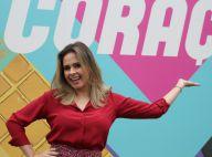 Ex-BBB Ana Paula Renault volta a gravar 'Haja Coração': 'Cena engraçada'. Vídeo!