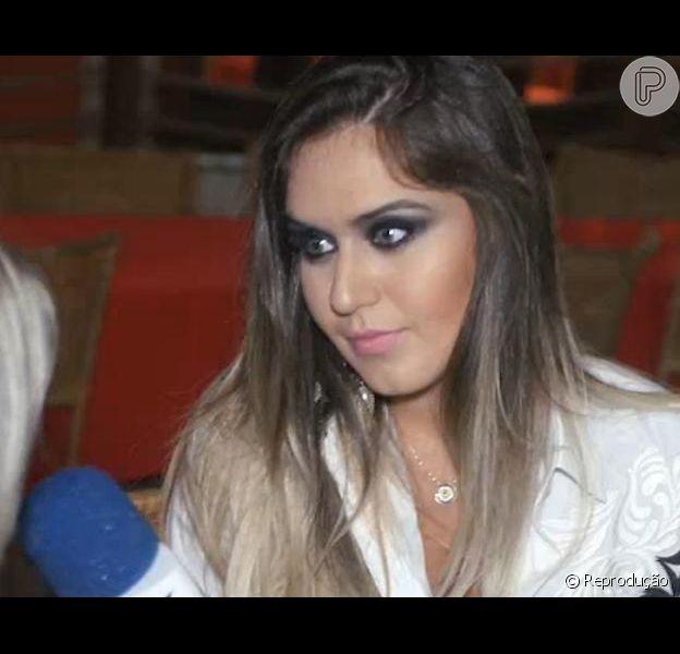 Laryssa Oliveira, apontada como pivô da crise do casal, dispara: 'Pelo o que eu sei, Neymar e Bruna Marquezine não estão juntos'