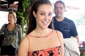Paolla Oliveira fala sobre não posar nua: 'Dinheiro nunca me fascinou'