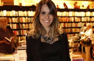 Fernanda Pontes está grávida de três meses do segundo filho