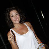 Fabíula Nascimento, solteira, dispara: 'Não preciso de namorado para estar bem'
