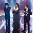 Sam Alves venceu a disputa com Gabby Moura e foi para a final do 'The Voice Brasil'