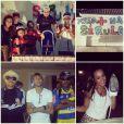 Neymar costuma frequentar a Célula, grupo religioso de jovens