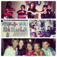Bruna e Neymar frequentavam um grupo religioso chamado Célula