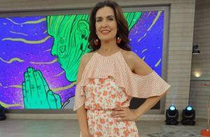 Globo apoia Fátima Bernardes após crítica de Bolsonaro: 'Preza pelo respeito'