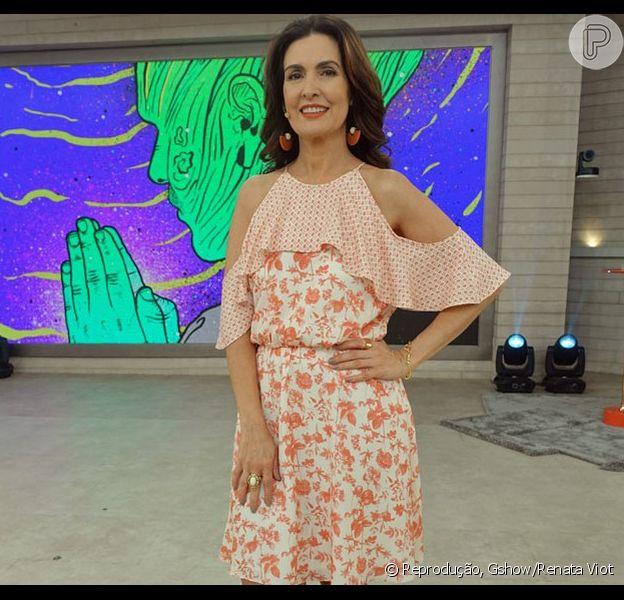 Globo valoriza Fátima Bernardes após crítica de Bolsonaro em comunicado nesta segunda-feira, dia 21 de novembro de 2016