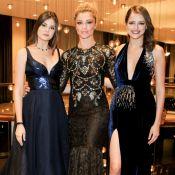Camila Queiroz, Agatha Moreira e mais famosas arrasam no Emmy. Confira looks!