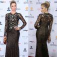 Grazi Massafera, indicada na categoria Melhor Atriz por 'Verdades Secretas', apostou em look da grife italiana Dolce & Gabbana