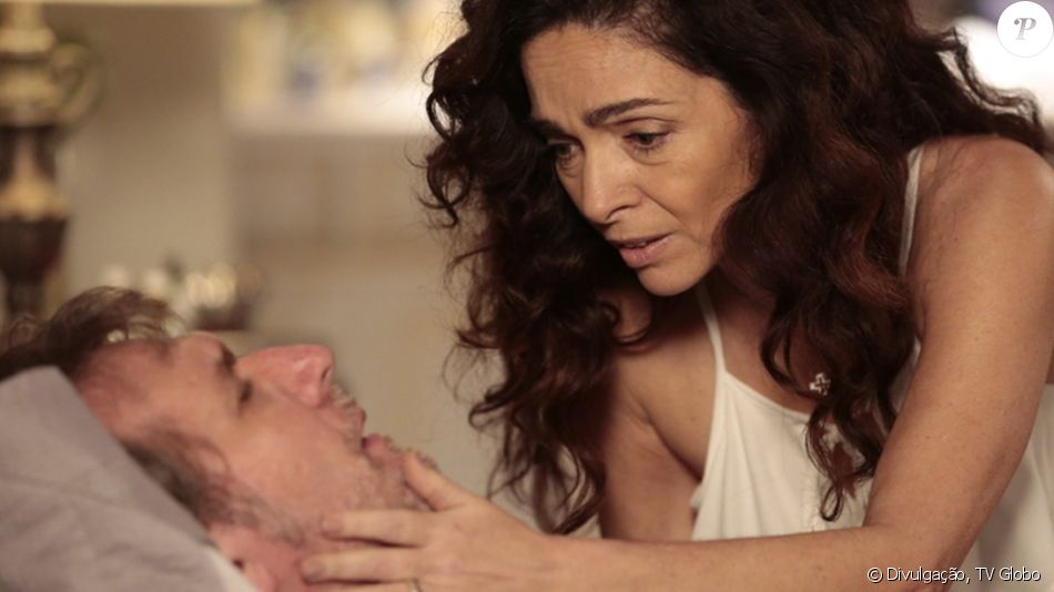 Loretta (Claudia Ohana) fica viúva, no capítulo que vai ao ar na terça-feira, dia 29 de novembro de 2016, na novela 'Sol Nascente'