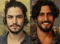 Gabriel Leone será irmão de Renato Góes na próxima novela das 23h da Globo