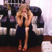 Angélica chora ao ver réplica de antiga casa no 'Caldeirão do Huck': 'Passada!'