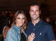 Carol Celico assume relação e prestigia evento com noivo, Eduardo Scarpa. Fotos!