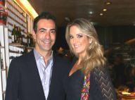Cesar Tralli tenta reatar com Ticiane Pinheiro e expõe na web: 'Amor demais'