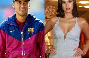 Foto revela quadro de Bruna Marquezine em parede da casa de Neymar. Confira!