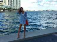 Marina Ruy Barbosa viaja para Miami e ganha elogio de Paula Fernandes: 'Linda'