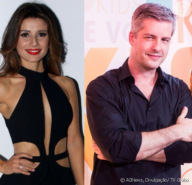 Paula Fernandes posa com Victor, da dupla com Leo, e fãs torcem por romance