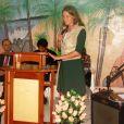 Bruna Tavares percorre todo o país pregando em igrejas evangélicas