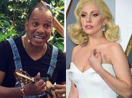 Lady Gaga posta trecho de música da banda Molejo e cantores brincam: 'Sumida'