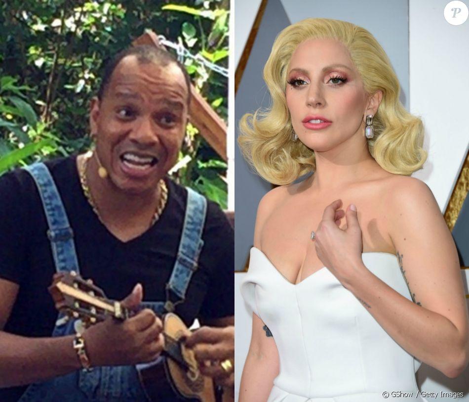 Lady Gaga e o grupo Molejo interagiram nas redes sociais e causaram histeria nos fãs brasileiros da artista