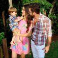 Hudson, da dupla com Edson, descobriu que vai ser pai outra vez. Sua mulher, Thayra Machado, está grávida há dois meses