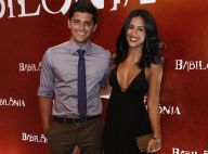 Bruno Gissoni desconversa sobre casamento com Yanna Lavigne: 'Tô fazendo teatro'