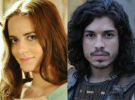 'A Terra Prometida': Rune tem primeira noite de amor com Livana após o casamento