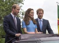 Príncipe William apoia namoro de Harry e atriz americana: 'Entende privacidade'