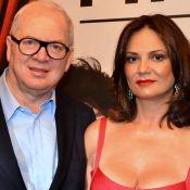 Luiza Brunet e Lírio Parisotto não se encontram em audiência:'Falaram separados'