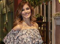 Bruna Hamú, de 'A Lei do Amor', está grávida de um menino: 'Namorado está feliz'