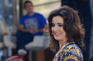 Fátima Bernardes não vai ao 'Encontro' e falta prêmio após morte de ex-sogro