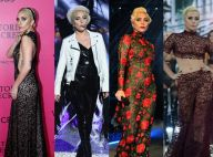 Lady Gaga usa quatro looks diferentes no Victoria's Secret Fashion Show. Fotos!