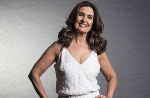 Fátima Bernardes explica falta no 'Encontro': 'Pude me despedir do melhor sogro'