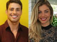 Cauã Reymond e Grazi prezam boa relação por filha: 'Moramos perto, conversamos'