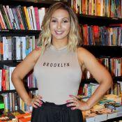 Valesca Popozuda revela vontade de ficar com mulher: 'Não apareceu oportunidade'