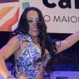 Lançamento do CD das escolas de samba para o carnaval 2017 reuniu rainhas de bateria e musas, na Cidade do Samba, no Rio de Janeiro, nesta quinta-feira, 1º de dezembro de 2016