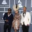 Nicki Minaj faz parte da gravadora de Lil Wayne, a Young Money