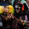 Nicki Minaj e Lil Wayne sempre estão juntos em premiações