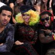 Alem de Lil Wayne, Nicki Minaj também já envolveu com o rapper Drake