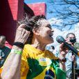 'Os que estão aqui já sabem que precisam estar aqui', declarou Regina Duarte
