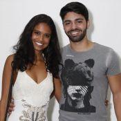 Aline Dias, namorando há 2 meses Rafael Cupello, admite ciúmes: 'Sou possessiva'