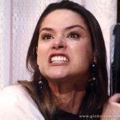 Fernanda Machado sobre fim trágico em 'Amor à Vida': 'Fiz bem psicopata'