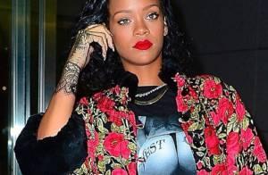 Fãs tentam invadir mansão onde Rihanna está hospedada, na Zona Oeste do Rio