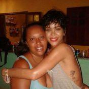 Fã recebe Rihanna em sua casa durante ensaio em Angra dos Reis: 'Abraço gostoso'
