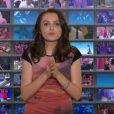 Monica Iozzi estreia na Globo como comentaristado 'BBB 14'