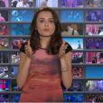 Monica Iozzi estreia na Globo como comentarista do 'BBB 14'
