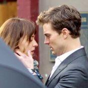 '50 Tons de Cinza': Jamie Dornan é muito protetor com Dakota Johnson no set